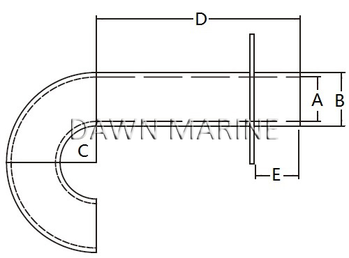 Stainless Steel Cable Gland-2