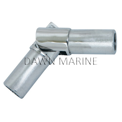 Bimini Top Knuckle Joint Stainless Steel 316 Dawn Marine
