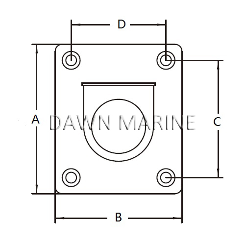 Stainless Steel Lift Ring 13-2