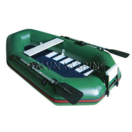 Inflatable fishing boat dawn marine for Inflatable fishing boats