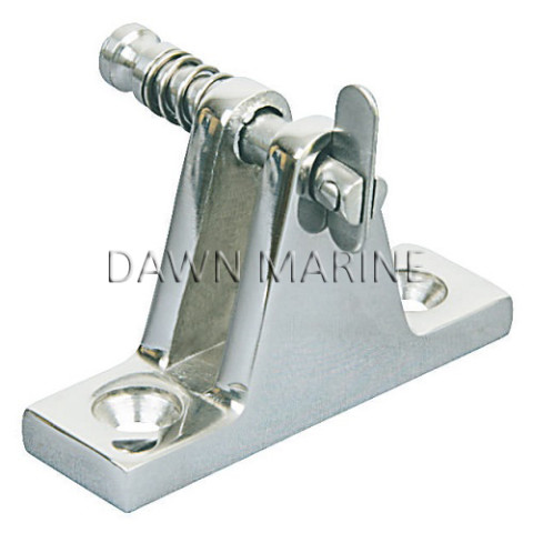 Quick Release Deck Hinge Stainless Steel 316 | Dawn Marine